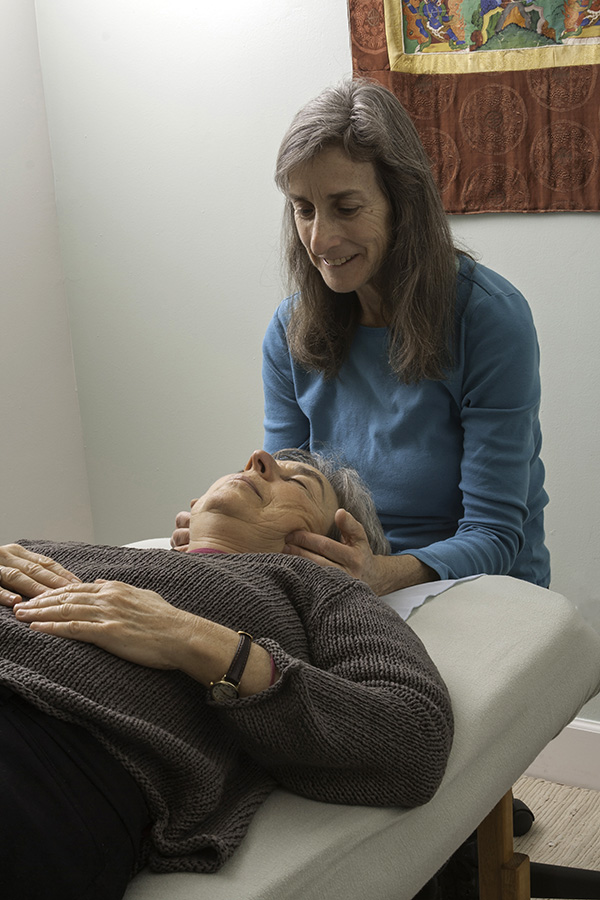 Ortho-Bionomy®, somatic therapy, pain relief, gentle bodywork